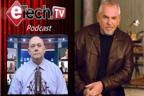 Actor John Ratzenberger, from Cheers and Pixar Movies joins eTech.TV For A Special Podcast