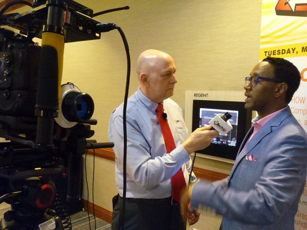 Mario Armstrong From NBC Today Talks Live Streaming With eTechTV