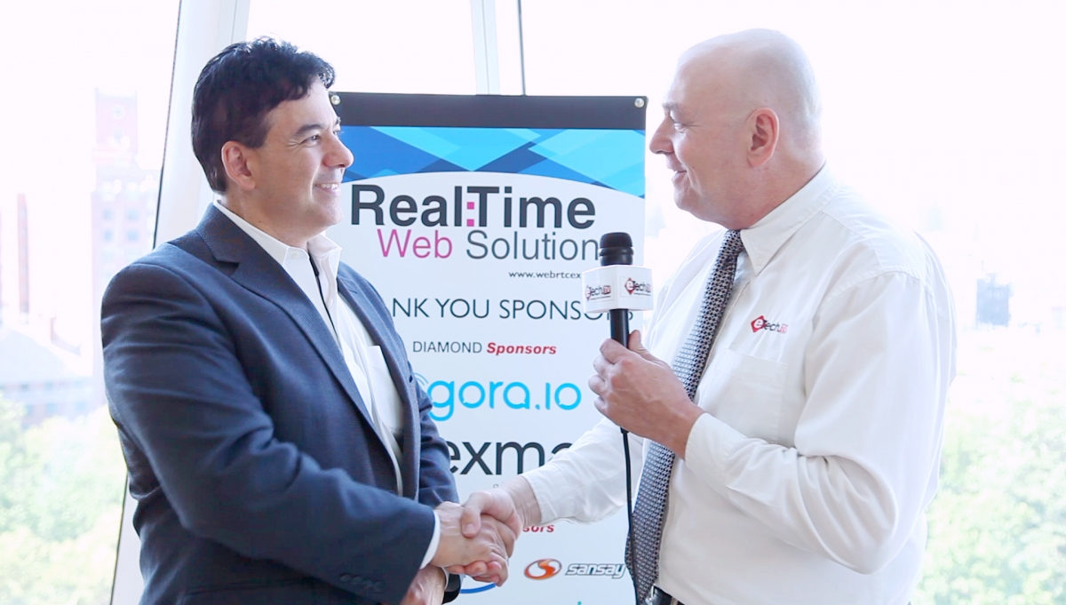 At the Real Time Web Solutions show in New York City, I had a chance to talk with several CEO's about WebRTC, Mobile Development, & The Vivaldi Browser